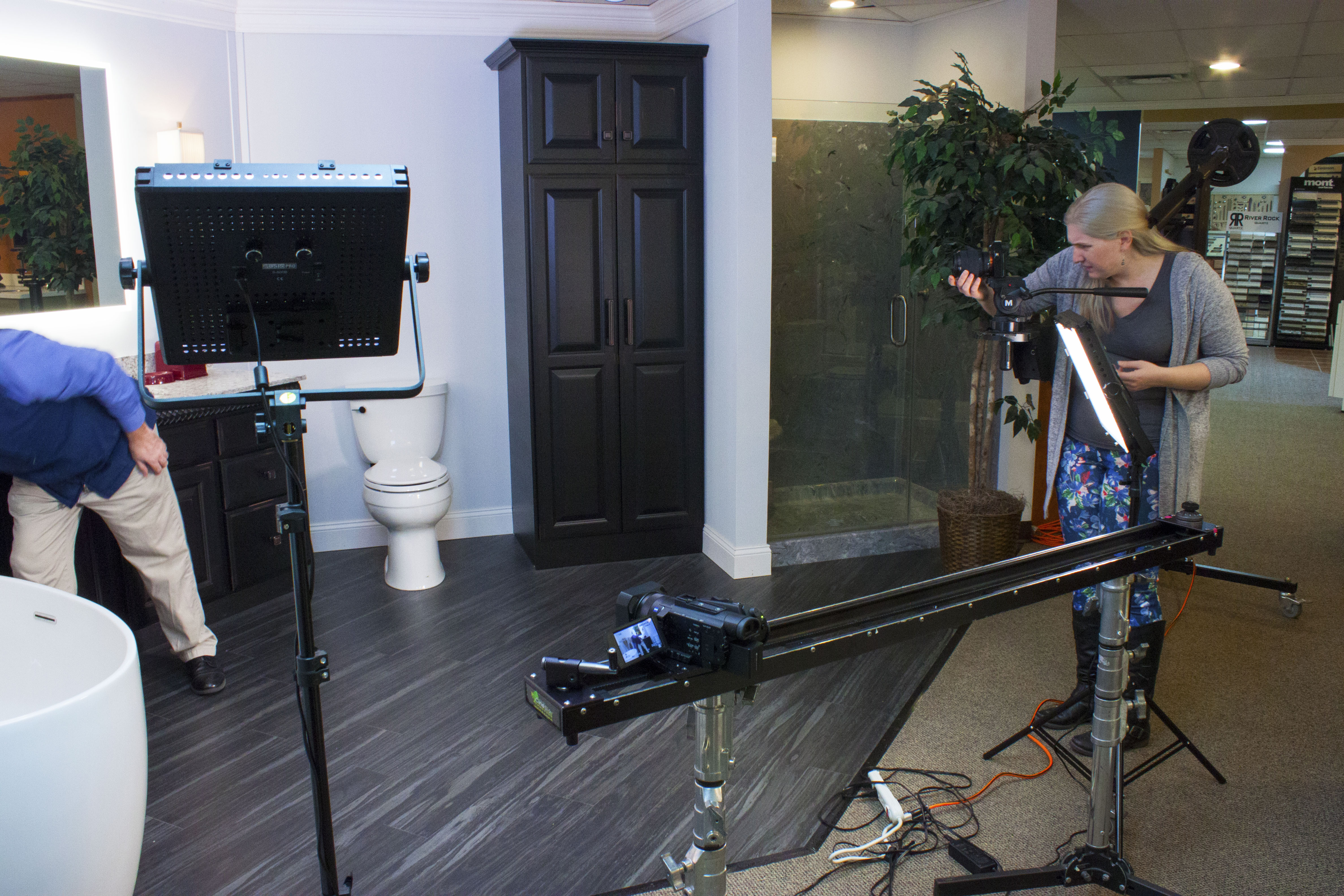 Video Production At Kitchen And Bath Unlimited
