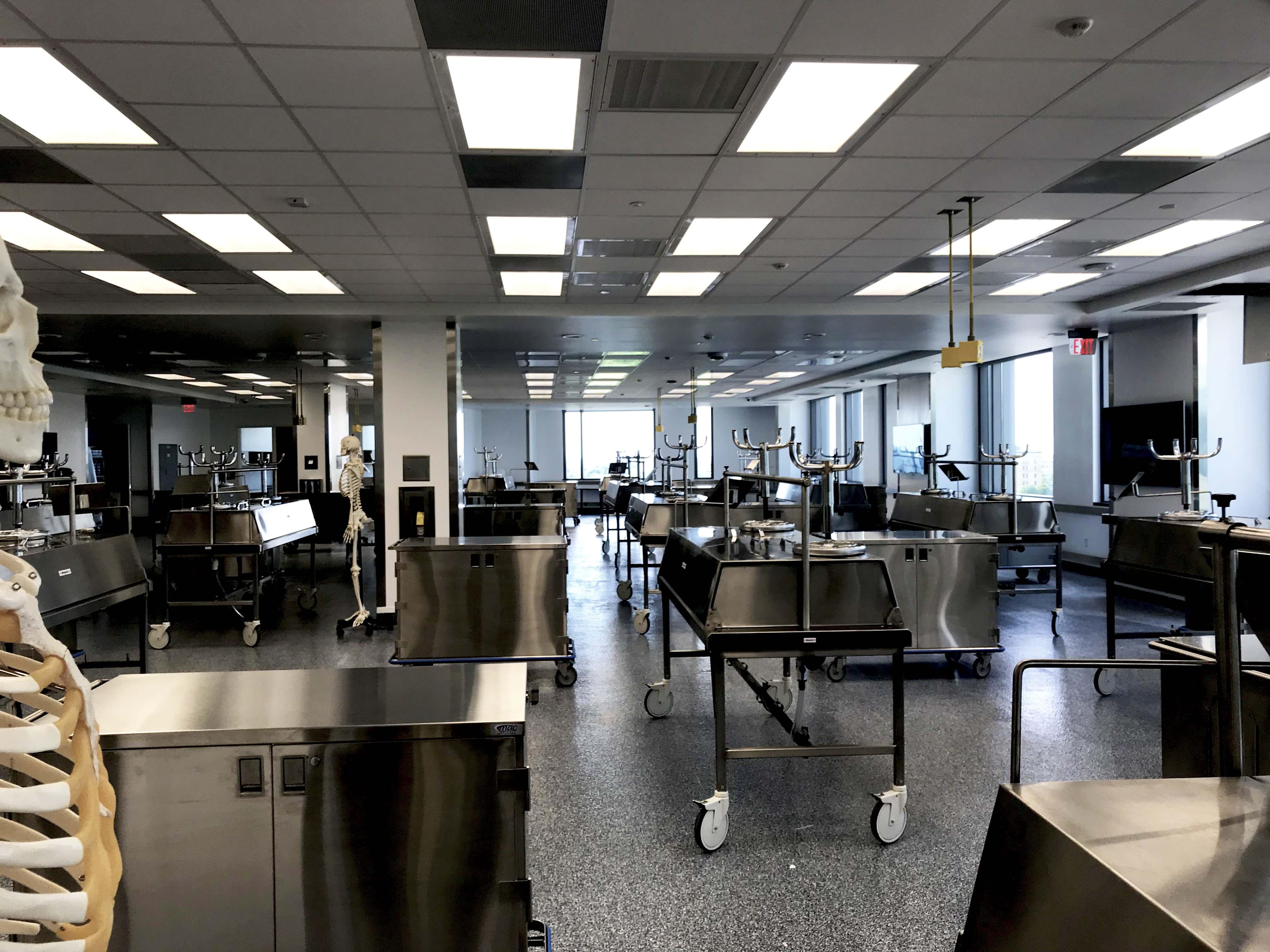 UB Gross Anatomy Lab | Crosswater Digital Media